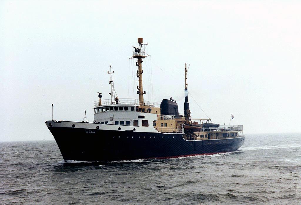 Wega – 59m Pilot cutter to yacht conversion – Jachtwerf